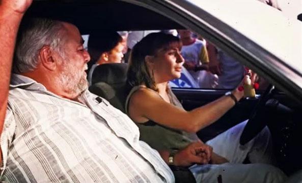 políticos celebran a sus padres