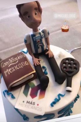 festejó Miguel Ángel Osorio Chong