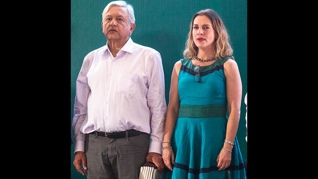 El Presidente con el que se peleó el tío de Beatriz Gutiérrez Müller