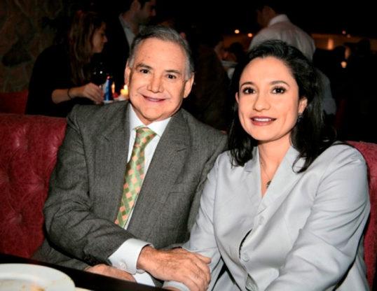novia de Raúl Salinas de Gortari
