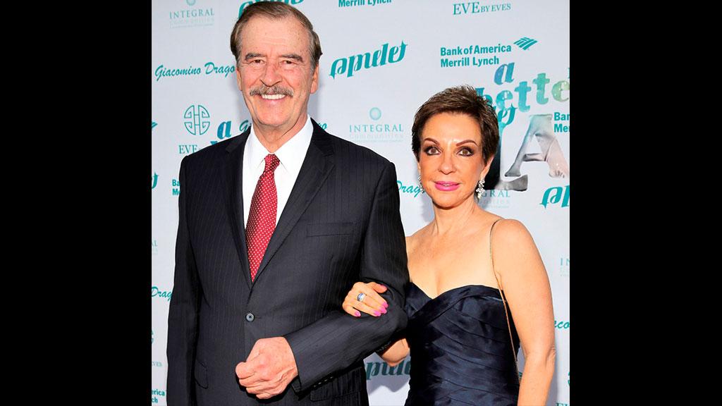 Vicente Fox celebra 77 años de vida y 18 años junto a Marta Sahagún