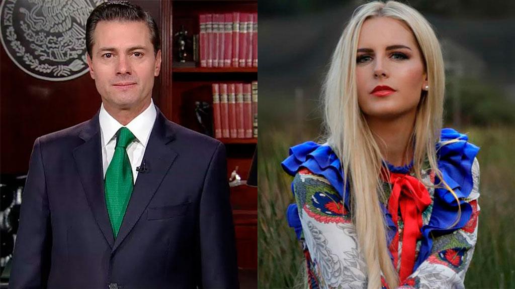 Las fotos que demuestran que Peña Nieto y Tania Ruiz están más enamorados que nunca