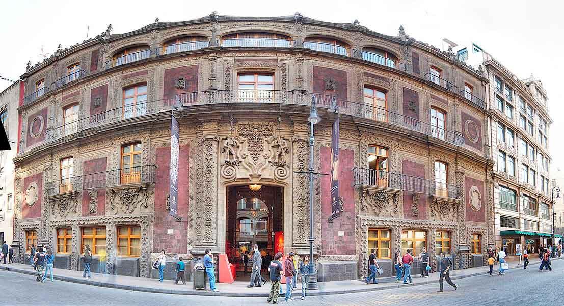 palacios de la Ciudad de Mexico 2