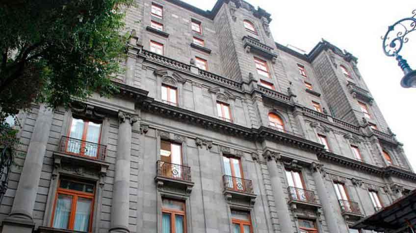 palacios de la Ciudad de Mexico 3