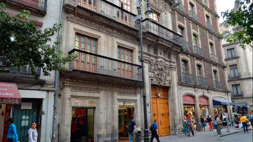 palacios de la Ciudad de Mexico 5