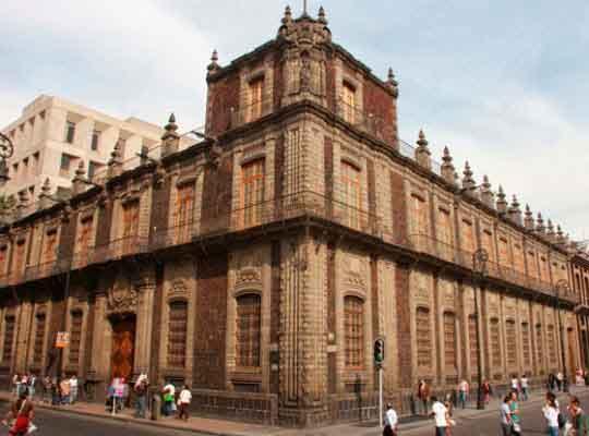 palacios de la Ciudad de Mexico 6