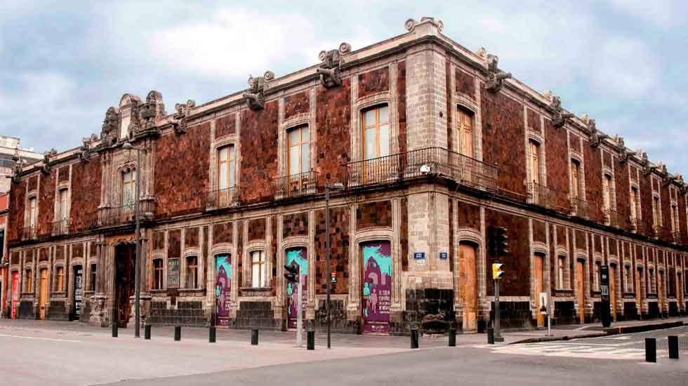 palacios de la Ciudad de Mexico 7