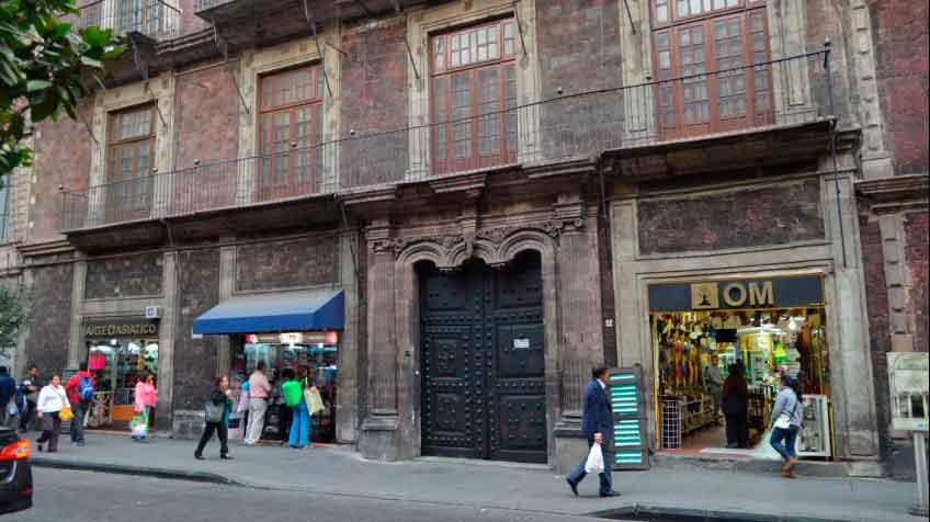 palacios de la Ciudad de Mexico 8
