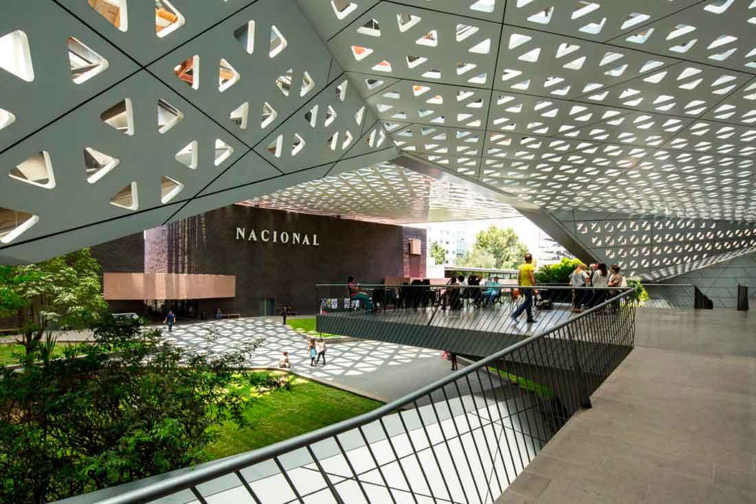 Cineteca Nacional 2