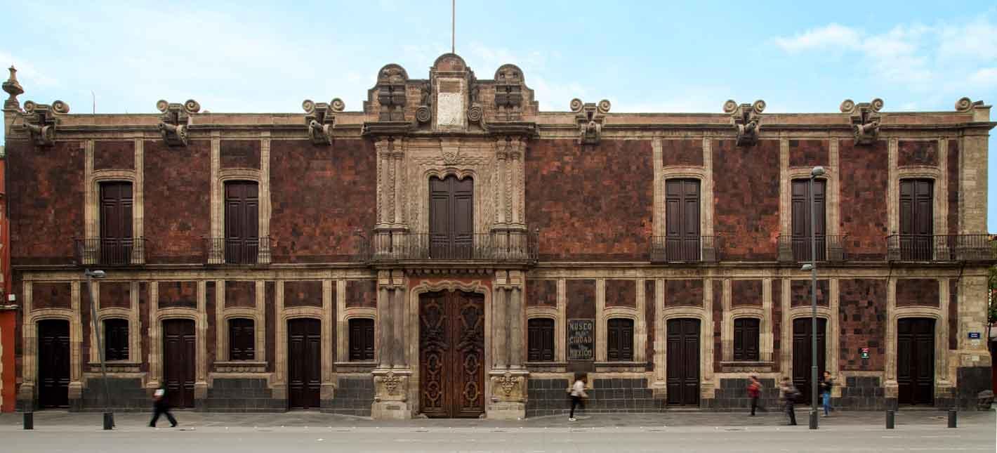 Museo de la Ciudad de Mexico 5
