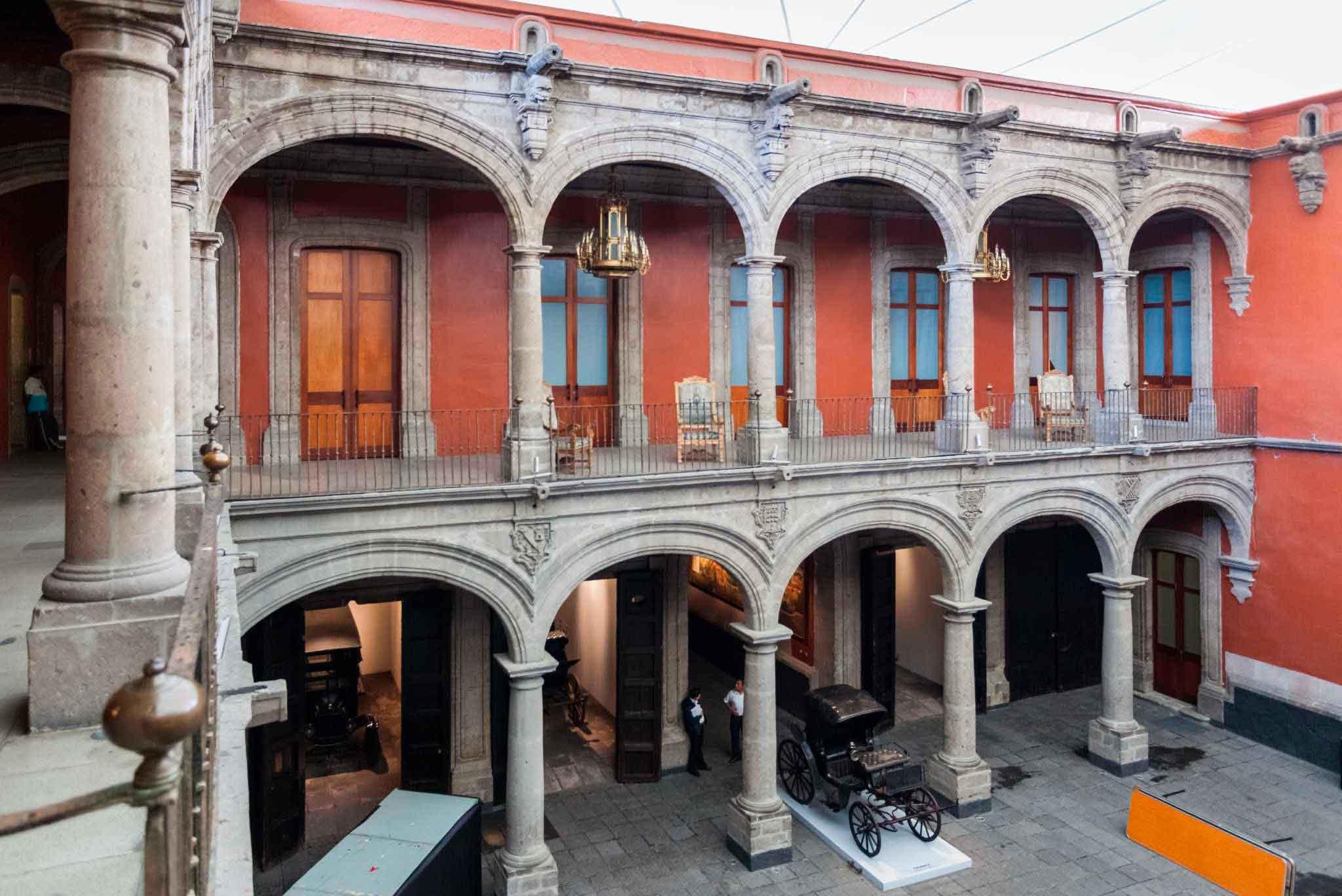 Museo de la Ciudad de Mexico 7
