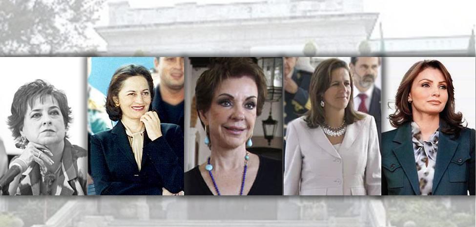 Las damas del poder