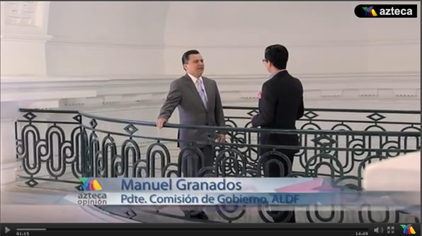 La toma de decisiones tienen que ser superiores al tamaño físico: Manuel Granados