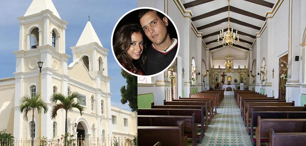 La iglesia donde se casará el Niño Verde [Boda Jorge Emilio & María]