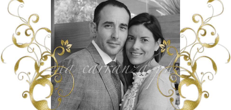 Con quién se casa el senador Gil Zuarth [Boda Roberto & Elia Mary]