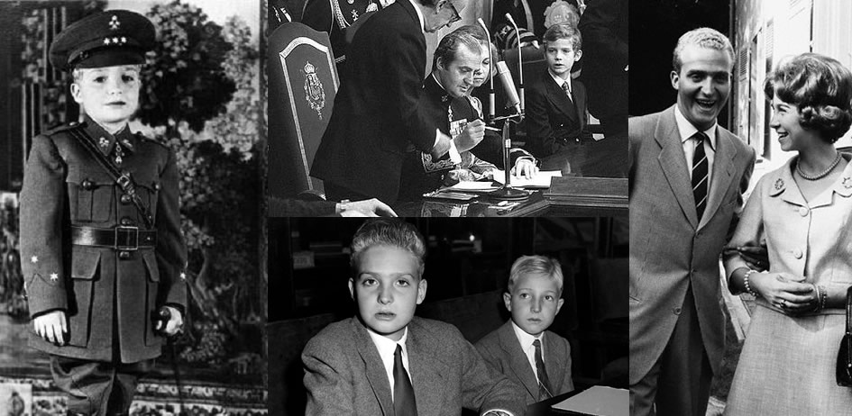 Guía básica para conocer al rey Juan Carlos