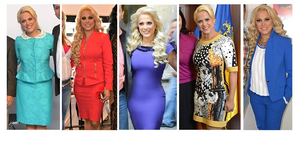 Los Outfits del escándalo #LadySedesol [FOTOS]