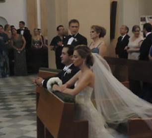 Se casó Fernando Yunes Márquez