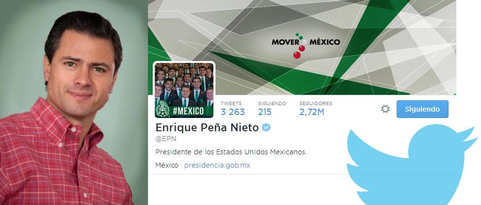A qué chefs sigue el presidente Peña Nieto