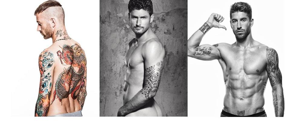 Los tattoos más chidos del Mundial [FOTOS]