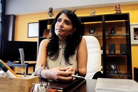 Levanto la voz por lo que considero injusto: Alejandra Barrales