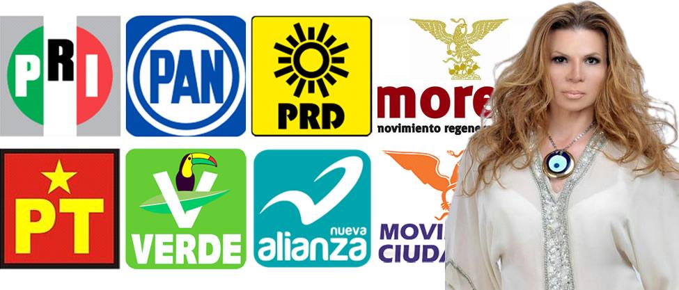 Las profecías de Mhoni Vidente para las elecciones de 2015