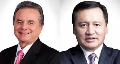 Dos secretarios unidos por su cumpleaños