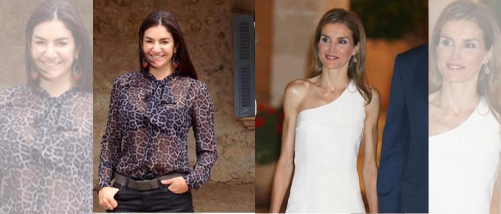 El encuentro de Mariana Salinas con Letizia