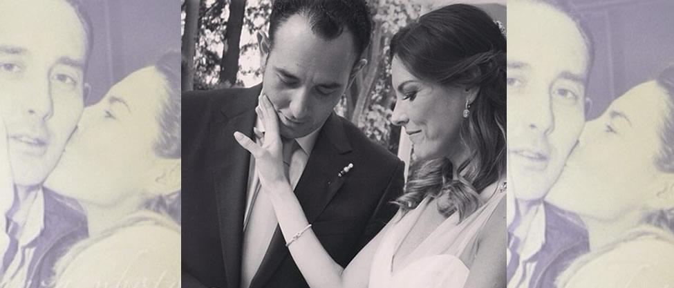 Roberto Gil y Elia Mary serán papás