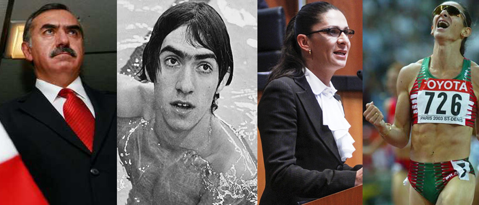 Del deporte a la política