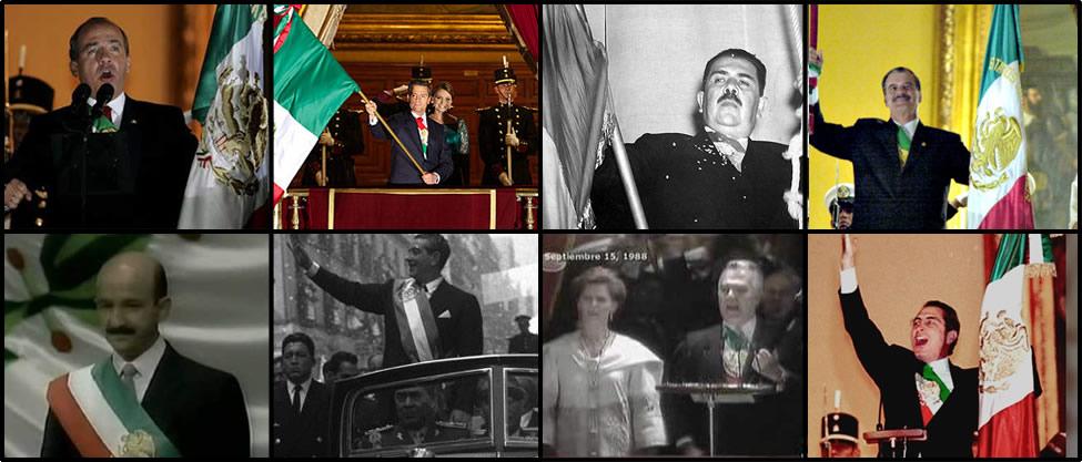 Los otros gritos de los Presidentes