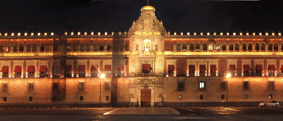 10 cosas que no sabías de Palacio Nacional [VIDEO]