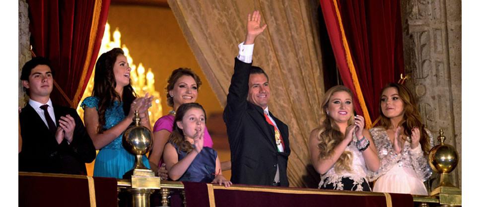 Los Peña Rivera dan el grito
