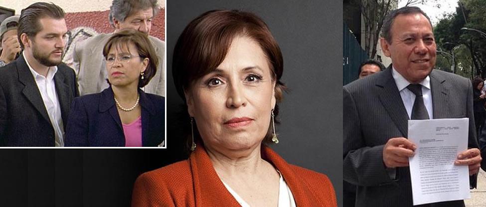 Rosario Robles: entre el amor, el engaño y las demandas