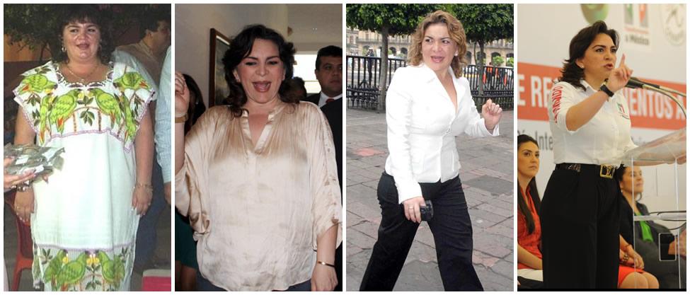 Cómo libró Ivonne Ortega ser modelo de Botero [DIETA]
