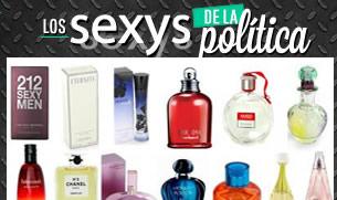 A qué huelen Los Sexys de la Política