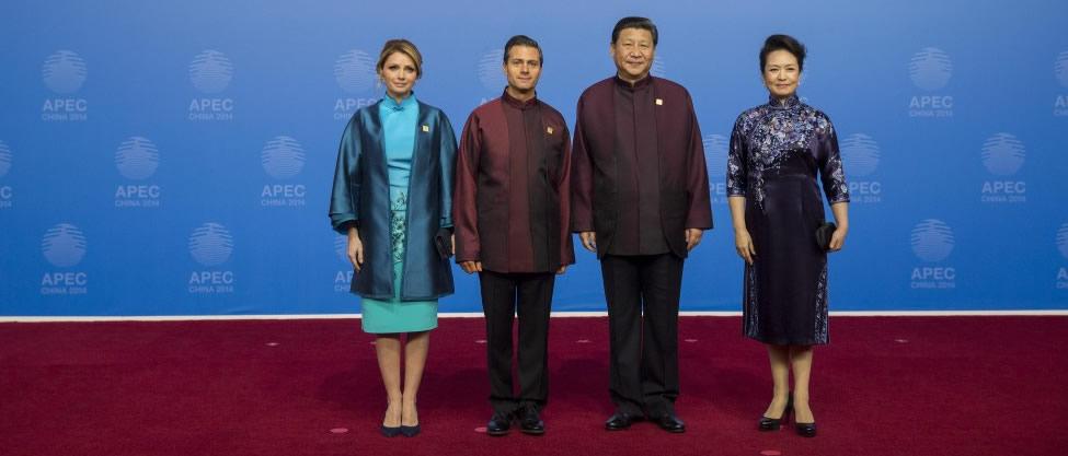 La Gaviota en China