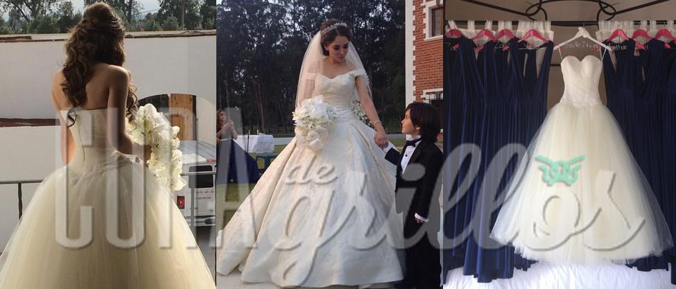 [Exclusiva] Fotos de la boda de Gerardo Islas y Sherlyn