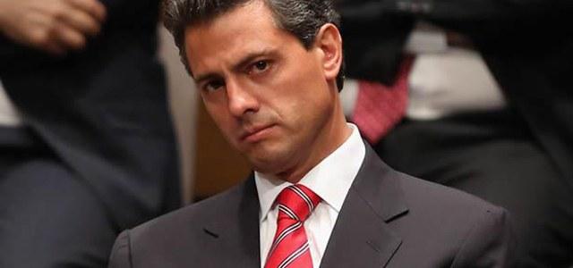 Enrique Peña cae en la lista de Forbes