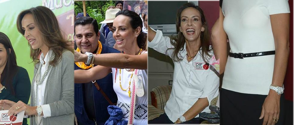 La Primera Dama de Querétaro y su Chanel