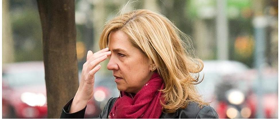 La infanta Cristina de Borbón podría ir a la cárcel