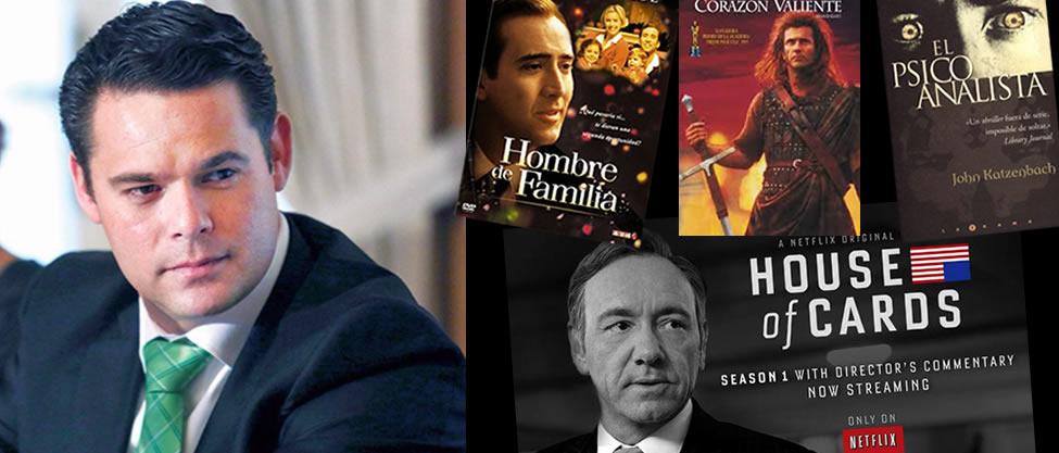 Recomendaciones de José Manuel Romero para ver y leer en vacaciones