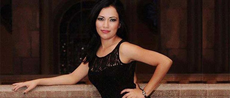 Regidora de SLP modela 'sexy' en Palacio Municipal