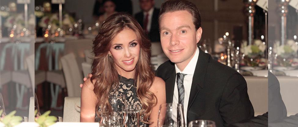 Manuel Velasco y Anahí planean boda para abril