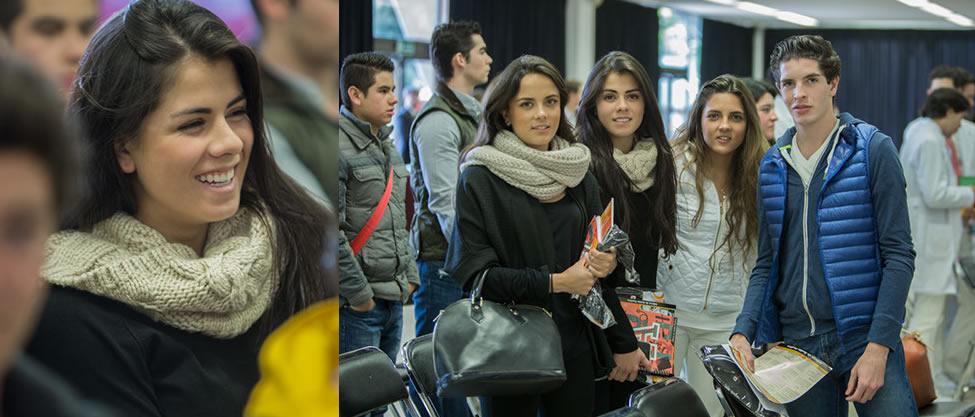 Paulina Peña entra a la universidad