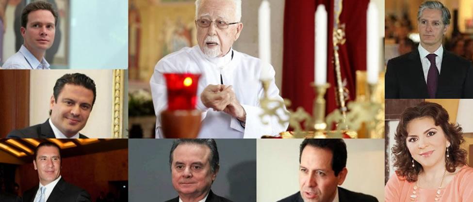 Qué políticos fueron al cumpleaños de Antonio Chedraoui