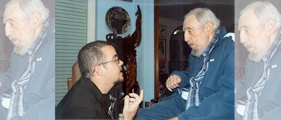 La vida actual de Fidel Castro
