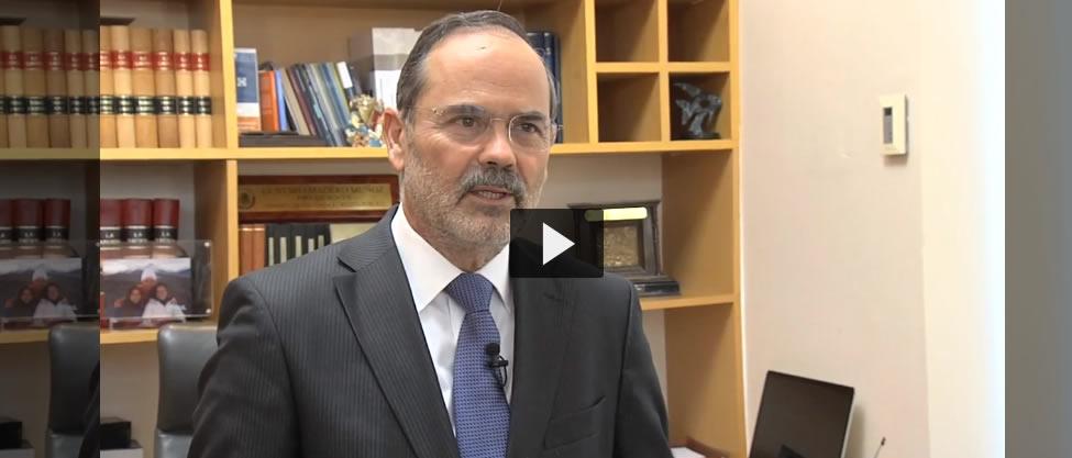 """""""Soy un pecador estándar"""": Gustavo Madero [VIDEO]"""