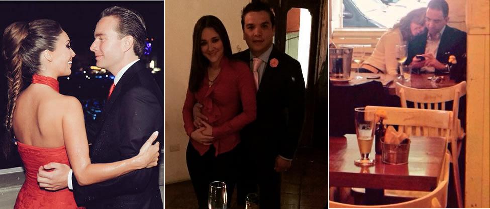 ¿Qué publicaron los políticos en San Valentín?