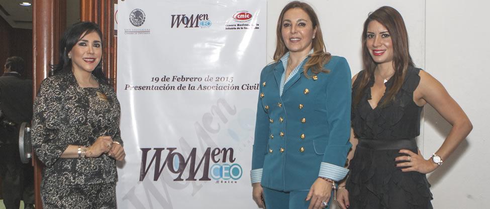 Las mujeres CEO de Emilia y Claudia